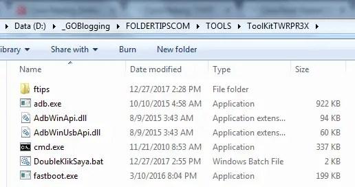 toolkit redmi 3x/3s/prime