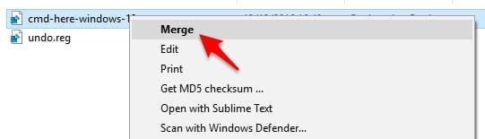 Cara Mengganti Windows PowerShell Jadi Command Prompt (CMD)