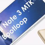 Cara Flashing / Unbrick Mengatasi Bootloop Redmi Note 3 MTK (Hennessy)