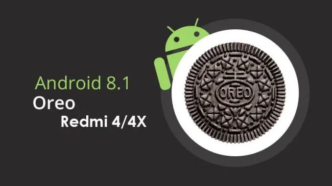 Pixel Experience ROM Official Stable Redmi 4X Oreo 8.1 (Santoni)