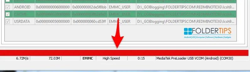 "Cara Pasang ROM ""Global"" MIUI 9 Redmi Note 3 MTK tanpa UBL"