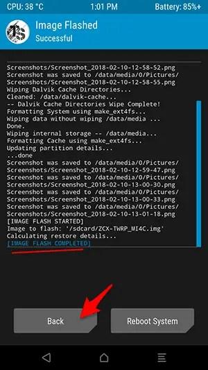 Cara Update Mi 4C Ke ROM MIUI 9 Xiaomi.EU/MultiROM Nougat Tanpa UBL