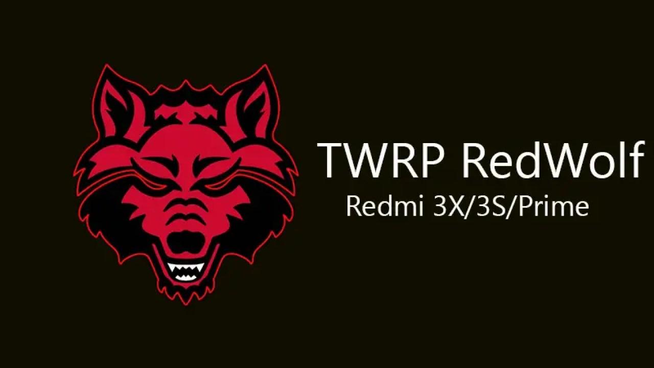Cara Pasang TWRP RedWolf Redmi 3X / 3S / Prime LAND [RAM 2GB