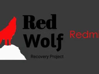 Cara Pasang TWRP RedWolf dan ROOT Redmi 4A (Rolex) Support OTA