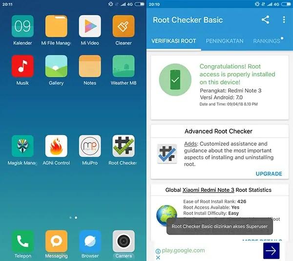 cara update versi android xiaomi redmi note 3 pro