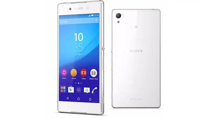 Cara Flashing ROM Original Jepang Sony Xperia Z3+ / Z4 Docomo