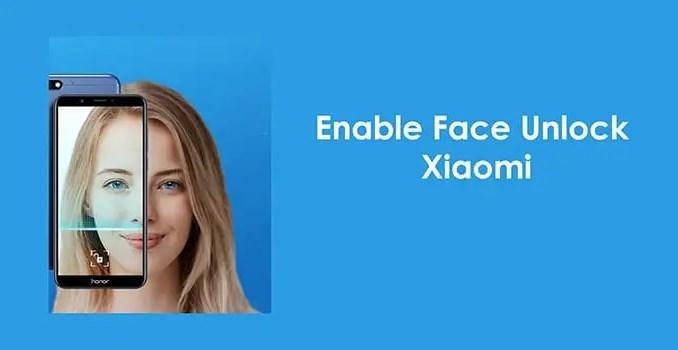 Cara Menambah dan Mengaktifkan Face Unlock / ID Redmi 4/4X (Santoni)