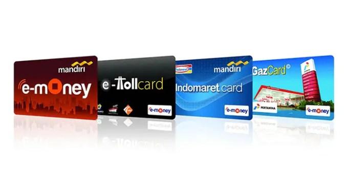 Cara Isi Ulang Mandiri e-Money / e-Toll Card Via HP Android Berfitur NFC