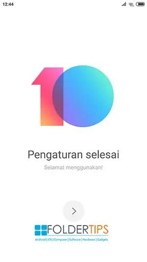 Cara Update ROM MIUI 10 Redmi Note 3 Pro (Kenzo) + FIX 4G