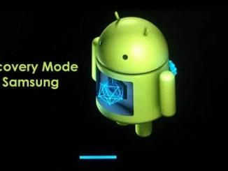 Cara Masuk Mode Recovery / Hard Reset Semua HP Samsung Galaxy