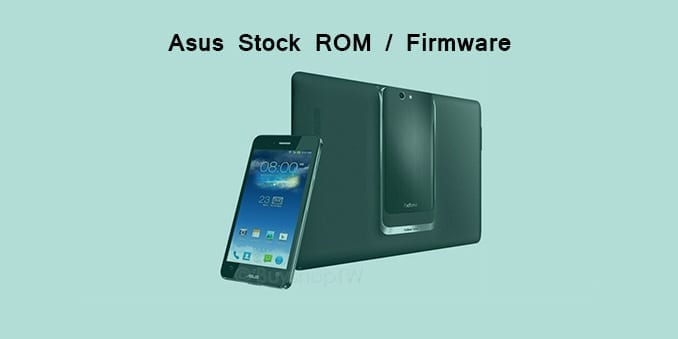 ROM Asus Zenfone Go Mini Z00SD Stock Firmware