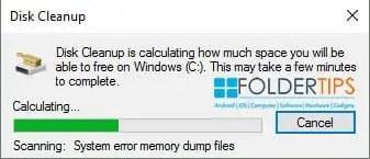 Cara Hapus File Sampah Komputer / Laptop Tanpa Software