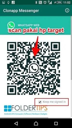 download clonapp messenger tanpa iklan