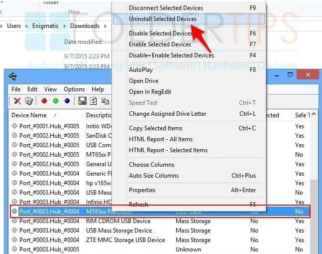Cara Hapus / Uninstall Drivers Windows