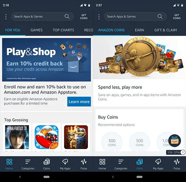 Menggunakan Aplikasi Alternatif Pengganti Google Play Store