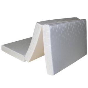 4 Memory Foam Tri Fold Comfort Mattress B009G8J670AZFS