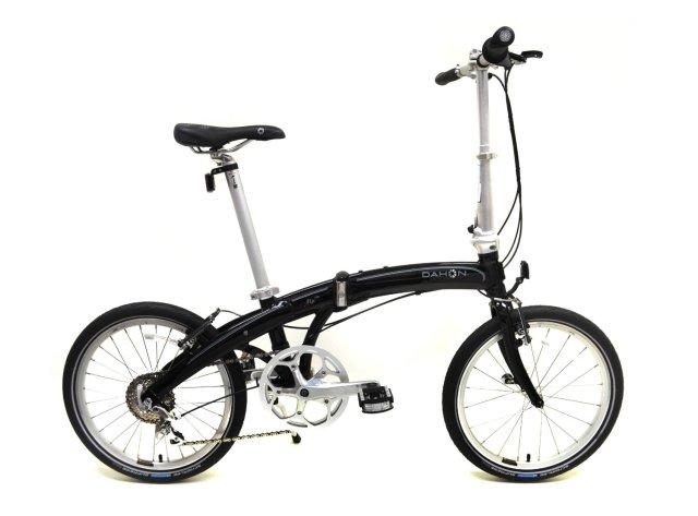 Serba sepeda: Dahon Mu P8 Folding Bike (20-Inch Wheel ...