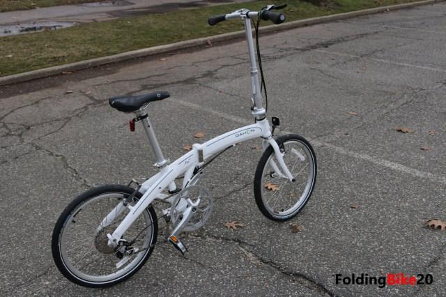 Dahon Mu P8 Folding Bike Review