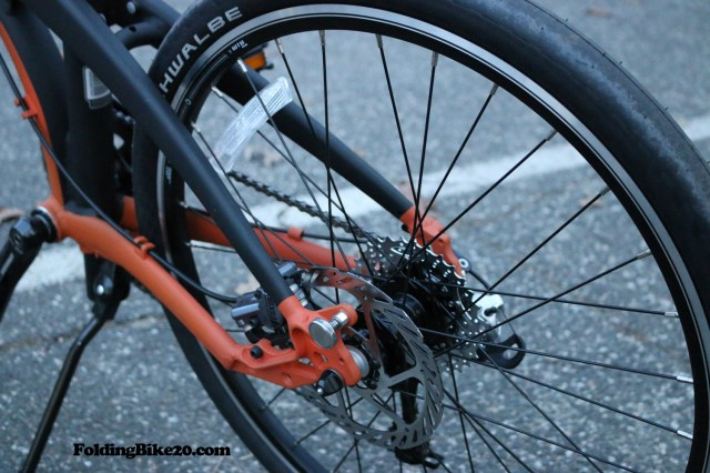 Dahon IOS S9 Folding Bike Review - When Riding Quality is ...