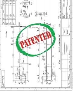 patented foldspear