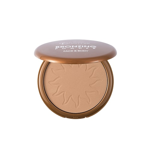 FLORMAR BRONZING POWDER FOR FACE & BODY BR02 GORGEOUS BRONZE