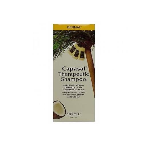 CAPASAL THERAPEUTIC SHAMPOO (100ML)