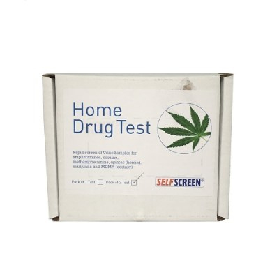 SELF SCREEN HOME DRUG TEST KIT (2)