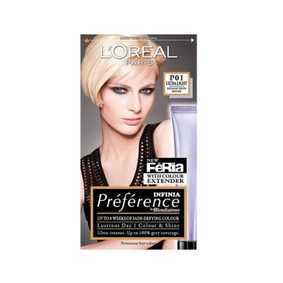 FERIA ULTRA INTENSE PERMANENT HAIR COLOURS