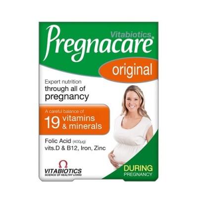 VITABIOTICS PREGNACARE ORIGINAL CAPS (30)