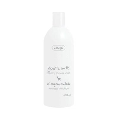 ZIAJA GOAT'S MILK CREAMY SHOWER SOAP (500ML)