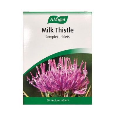 A.VOGEL MILK THISTLE COMPLEX TABLETS (60)
