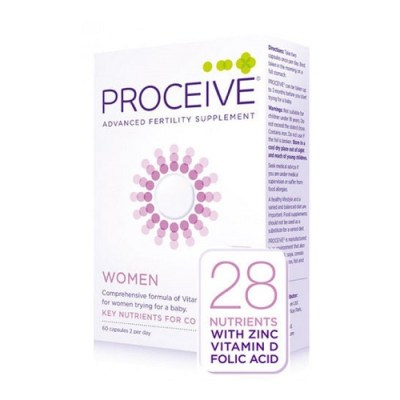 PROCEIVE WOMEN CAPS (60)