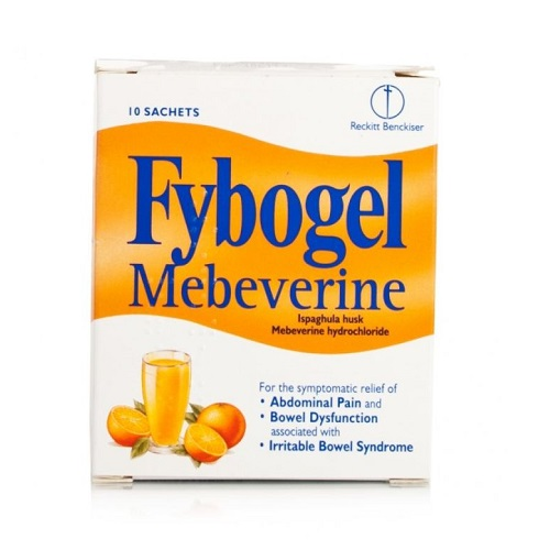 FYBOGEL MEBEVERINE SACHETS (10) - Foley's Chemist   Dublin Pharmacy