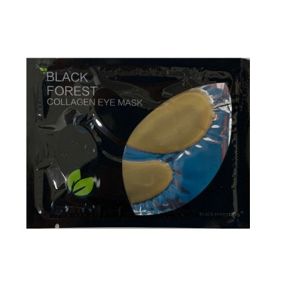 BLACK FOREST SPA COLLAGEN EYE MASK