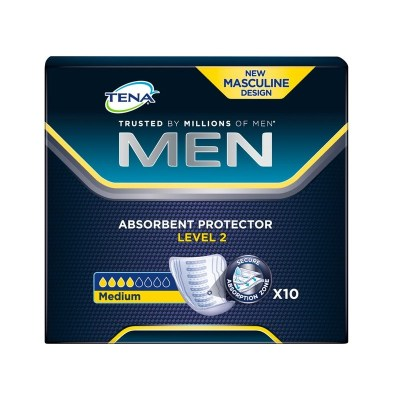 TENA FOR MEN LEVEL 2 (10)