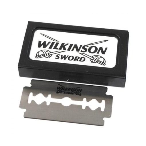 WILKINSON SWORD CLASSIC DOUBLE EDGE BLADES (5)