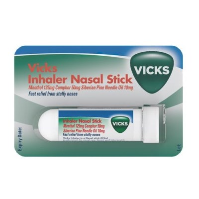 VICKS INHALER NASAL STICK (1)