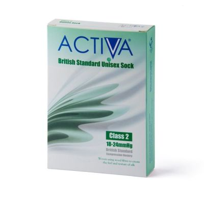 ACTIVA CLASS 2 COMPRESSION STOCKINGS 18-24 mmHg (2)