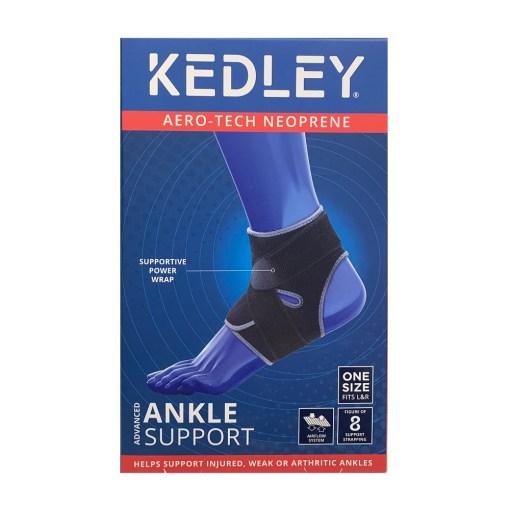 KEDLEY AERO-TECH NEOPRENE ADVANCED ANKLE SUPPORT