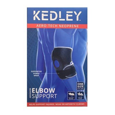 KEDLEY AERO-TECH NEOPRENE ADVANCED ELBOW SUPPORT