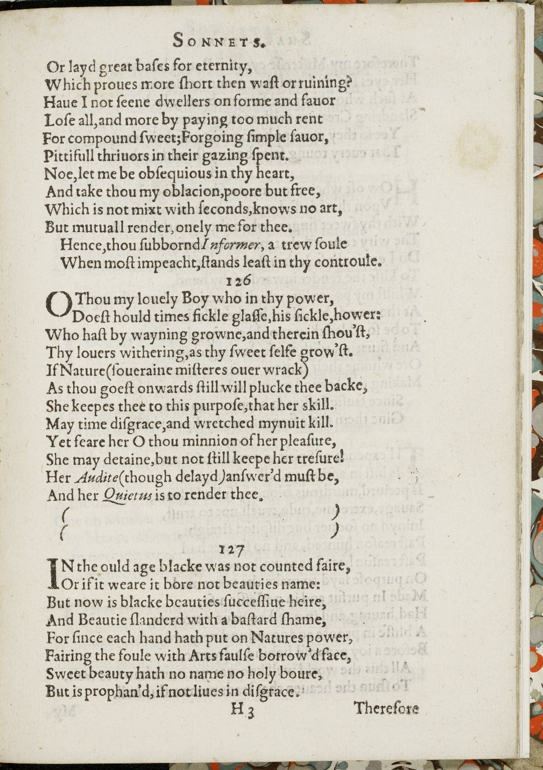 Easing Into Shakespeare With A Modern Sonnet