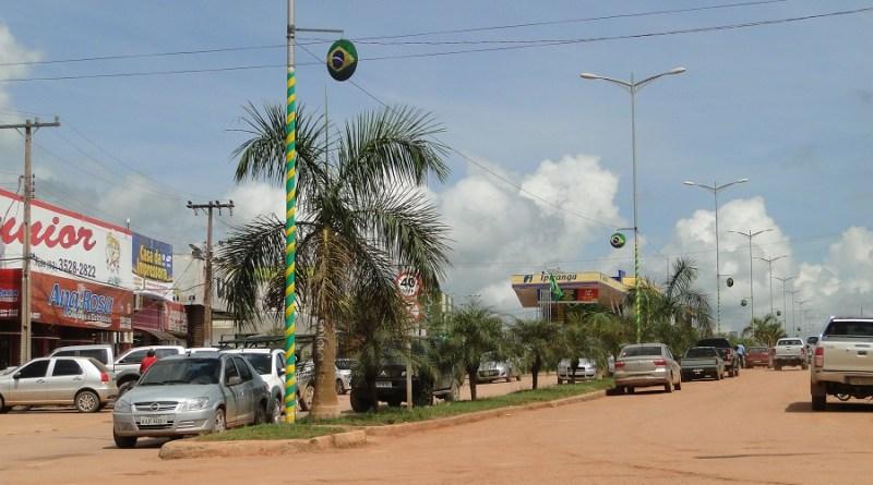 Avenida Jamanxim