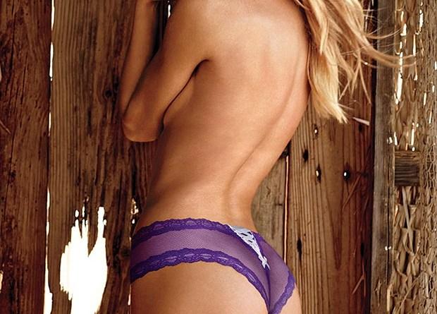 94e7194f9 Candice Swanepoel faz topless em campanha de lingerie – Folha do Progresso  – Portal de Noticias