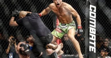 Foto: Wander Roberto / Inovafoto/UFC