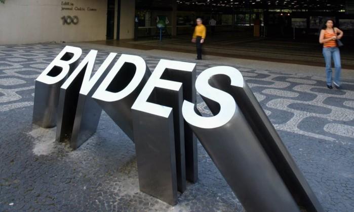 Prédio do BNDES, no Centro do Rio - Mônica Imbuzeiro / Mônica Imbuzeiro