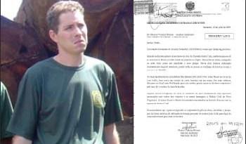 Denúncia foi feita a Gustavo Podestá, em 2009, conforme cópia do Memorando nº 305/2009