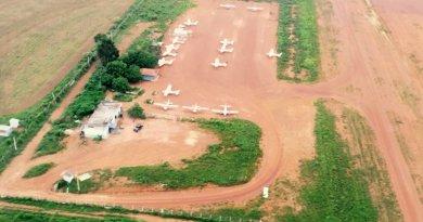Aeroporto de Novo Progresso - (Foto-Ibama)