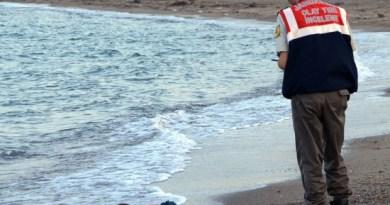 Corpo da criança de 9 meses foi encontrado na praia