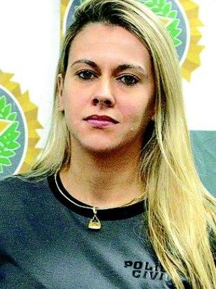 Luciana fez a prisão em flagrante Fabio Gonçalves / Agência O Dia