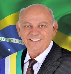 Prefeito em exercício Joviano de Almeida(PSL)